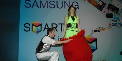 Samsung Smart TV Launch